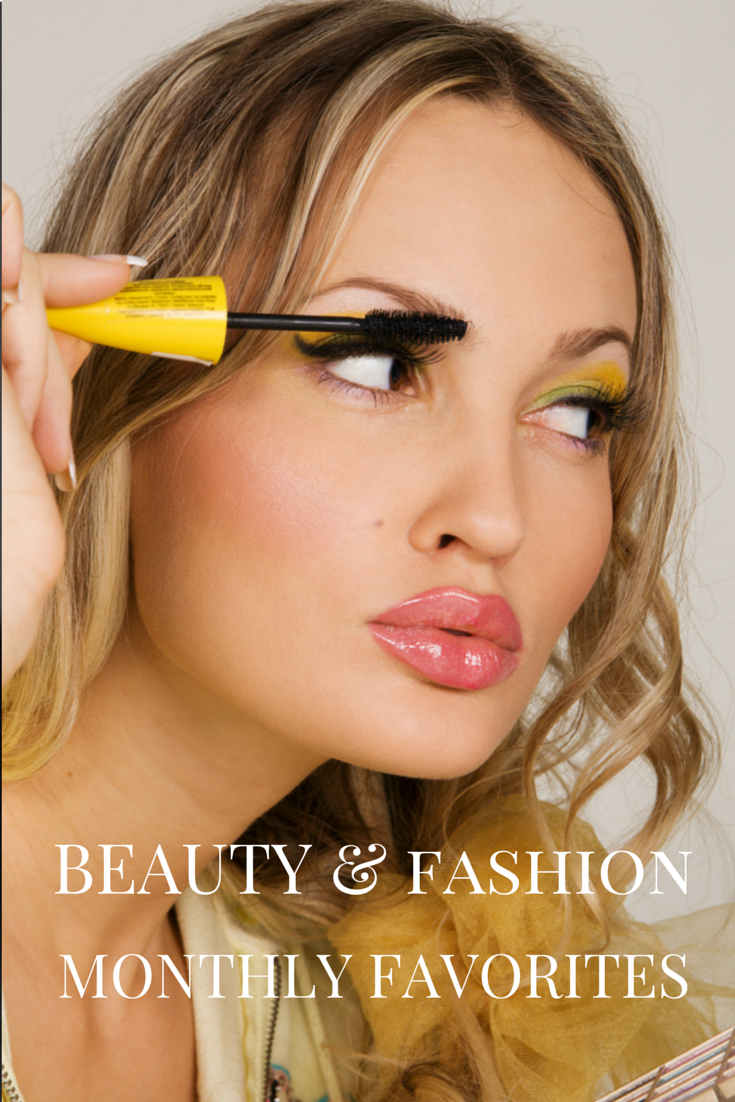Top Beauty and Fashion Monthly Favorites - The Daily Fashion and Beauty News.blogspot.com