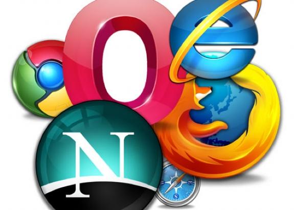 ... yang sering disebut dengan web browser atau perambah internet web