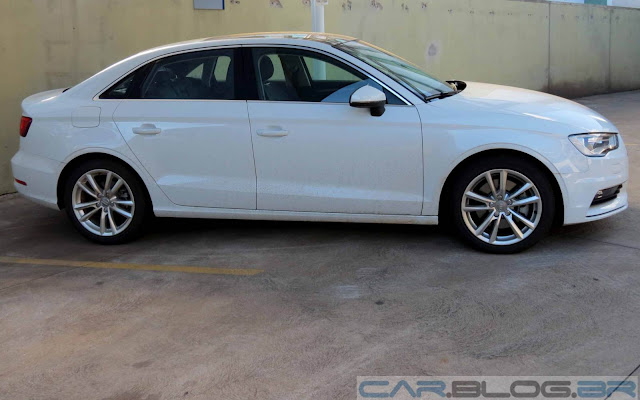 novo Audi A3 Sedan 2015