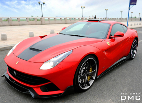 DMC Ferrari F12 SPIA