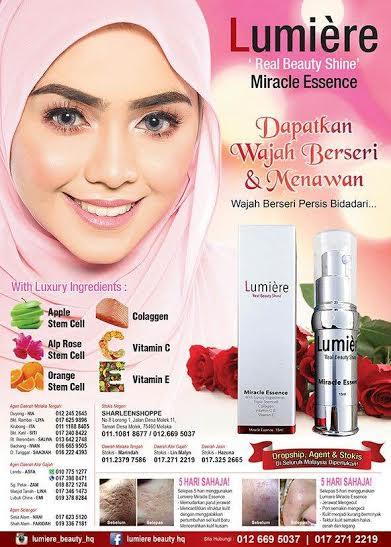 Lumiere Beauty @ Melaka2u