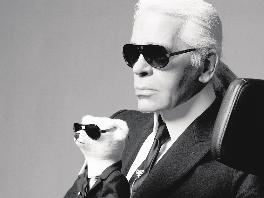 Karl Lagerfeld - Photographer - the Fashion Spot