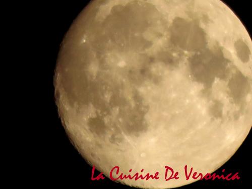 超級月亮 Super Moon