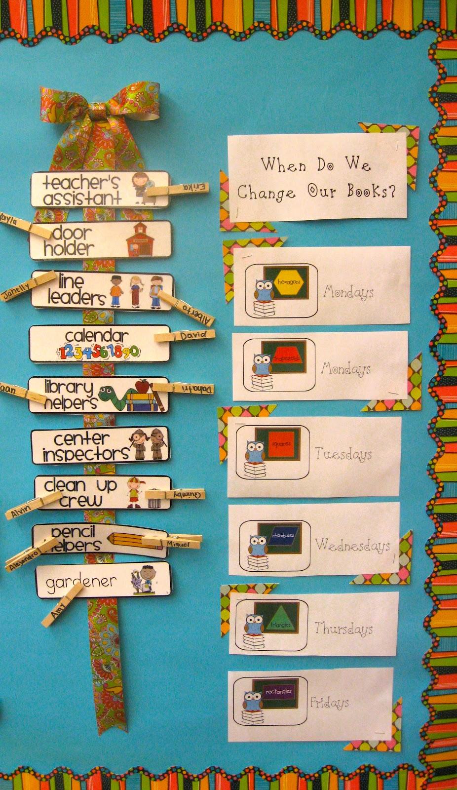 A Fairytale First Grade September 2012