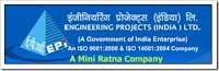Jobs in Engineering Projects India Ltd - August 2013