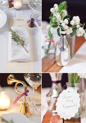 2 Mini Wedding: em restaurantes e/ou em espaços menores...!