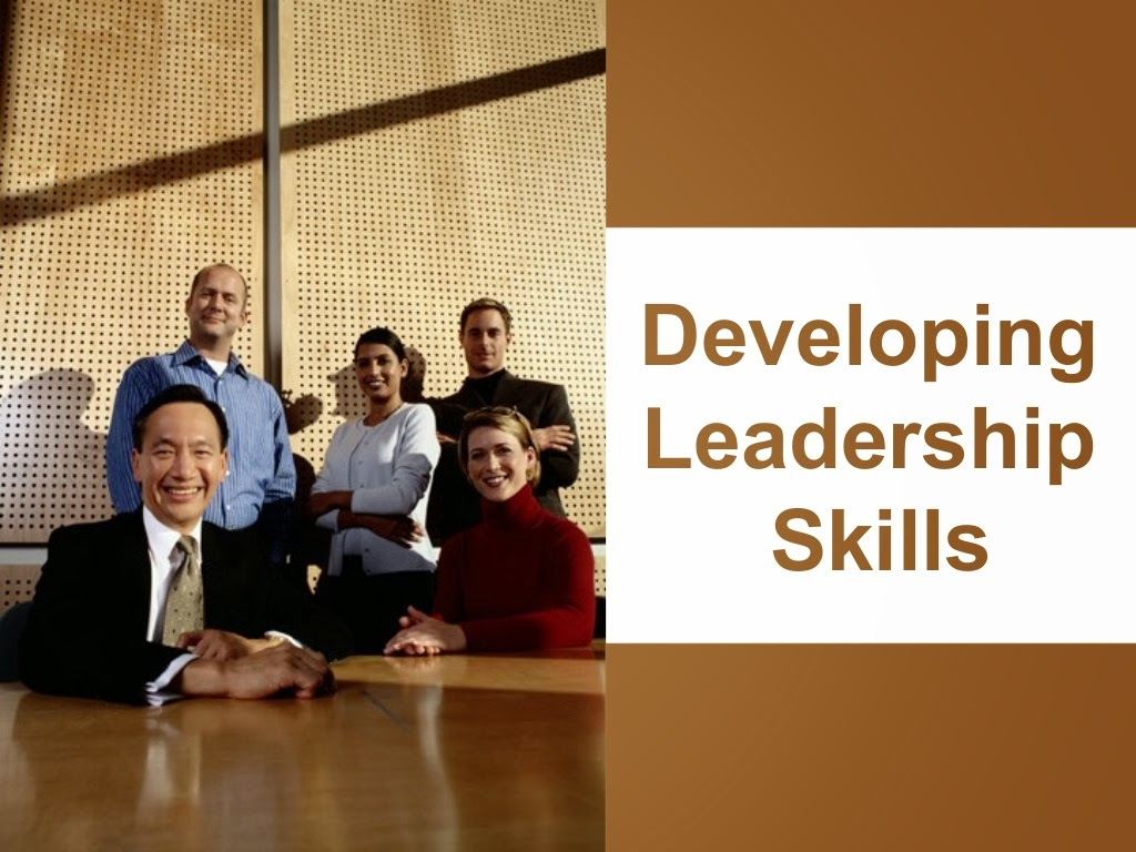 Developing Leadership Skills PPT Download
