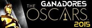Ganadores Premios Oscar 2015