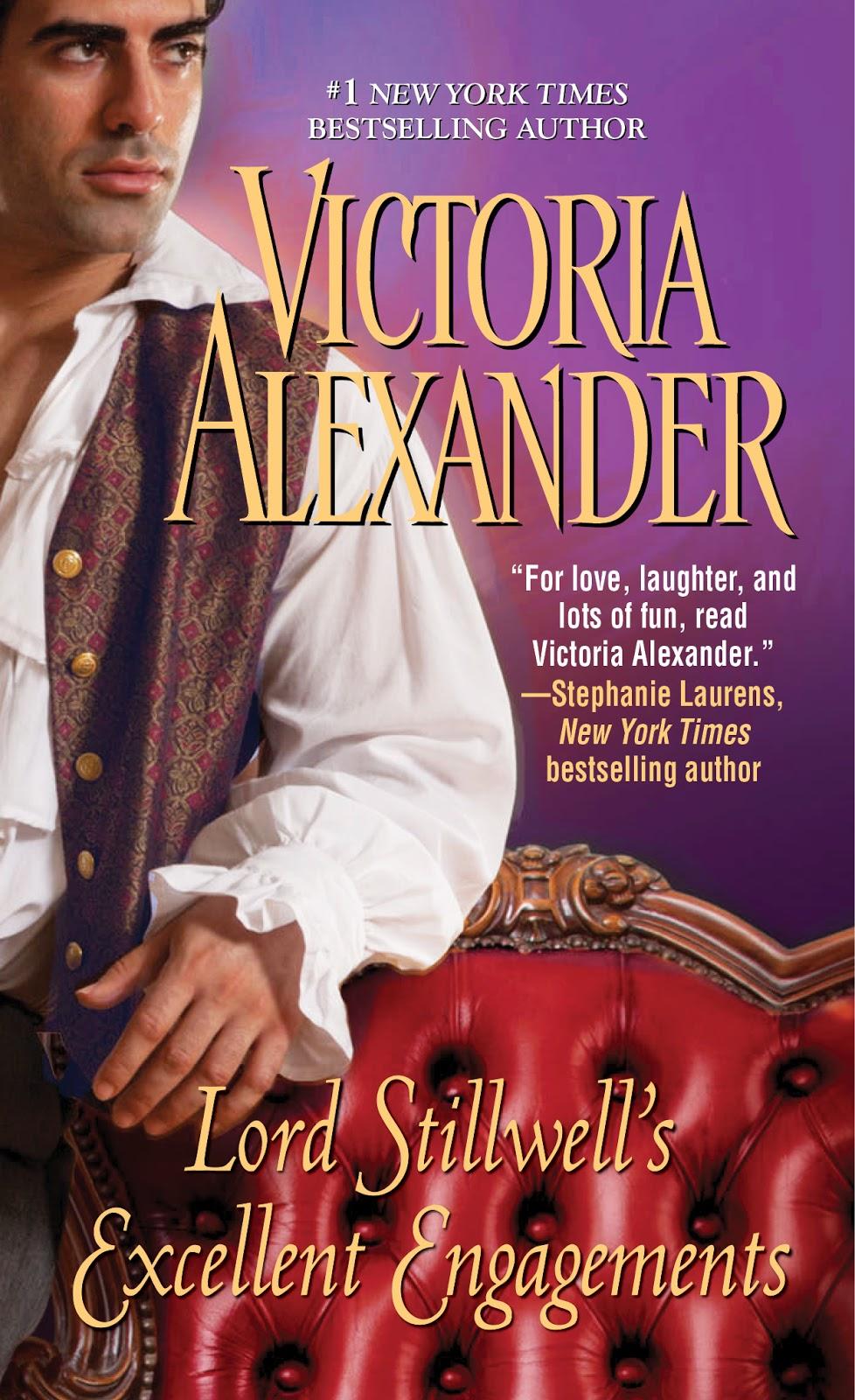 Victoria Alexander: Anatomy Of A Series