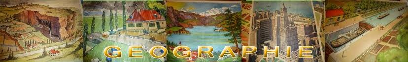 Affiches scolaires : Géographie