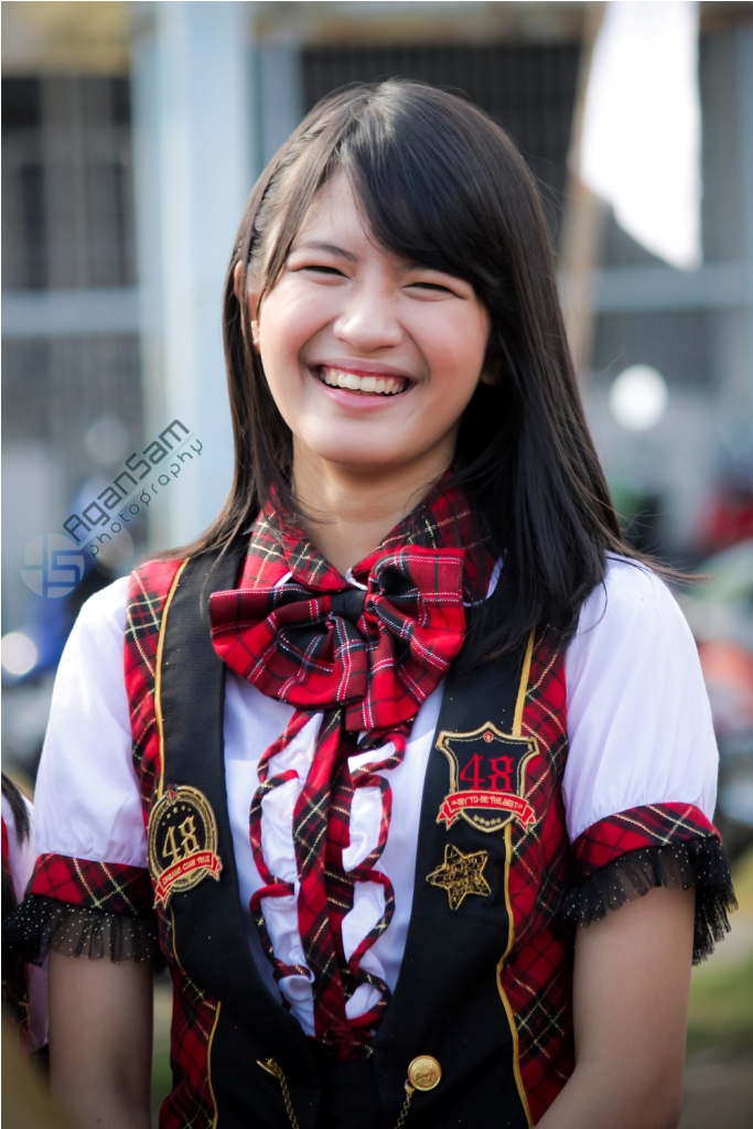 Foto-Foto JKT48 DAHSYAT Terbaru Viny