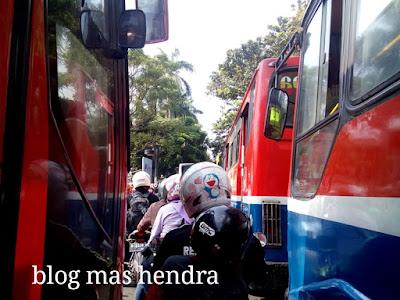 Kemacetan di Kota Jakarta - Blog Mas Hendra