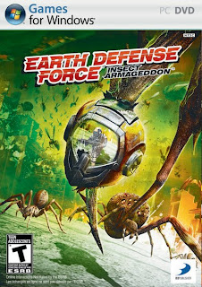 games Download   Jogo Earth Defense Force : Insect Armageddon SKIDROW PC (2011)