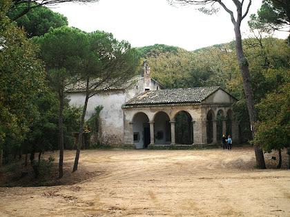 L'ermita de Sant Ponç