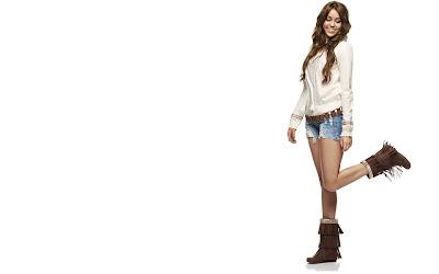 Miley Cyrus HD Beautiful model Wallpaper