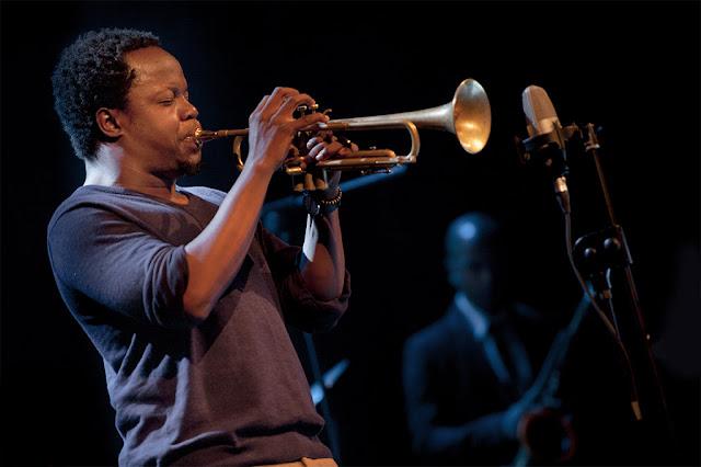Ambrose Akinmusire - Festival de Jazz de Vitoria - Teatro Principal (Vitoria) - 20/7/2012