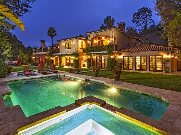 La lujosa mansión de Sofía Vergara en Beverly Hills 2