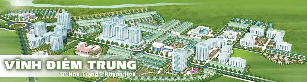 Khu đô thị Vĩnh Điềm Trung - Nha Trang