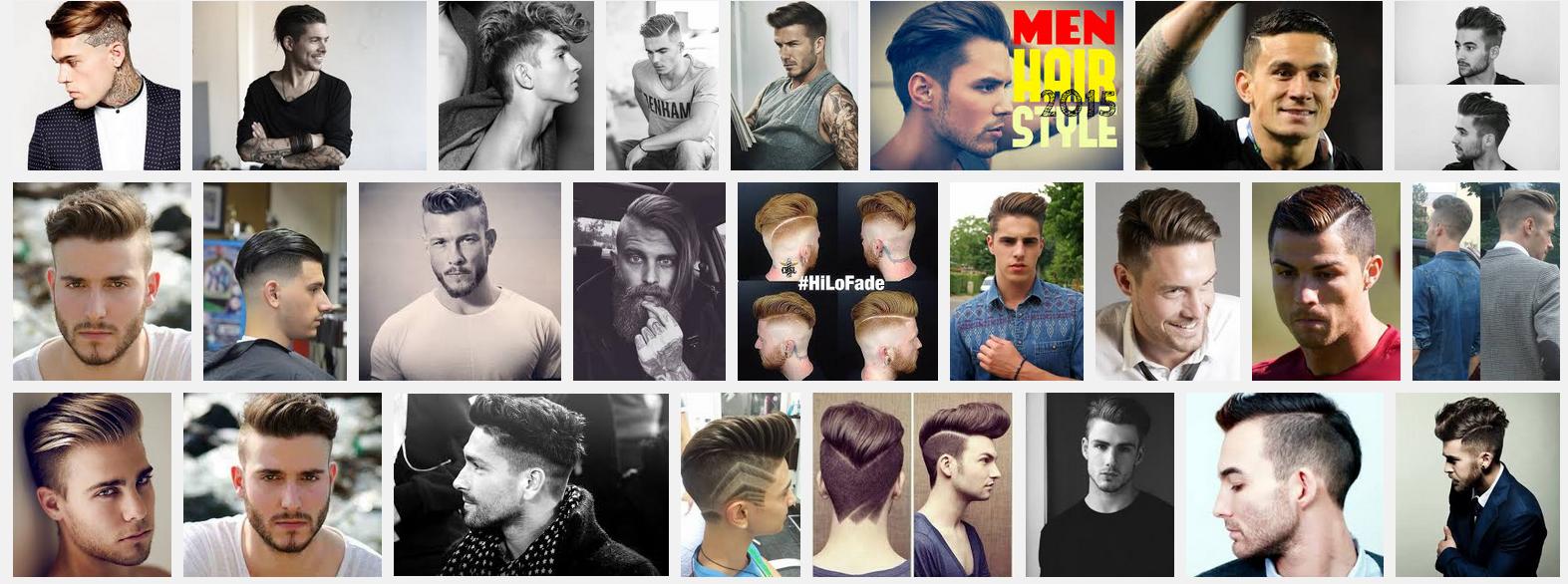Inspirasi Model Gaya Rambut Undercut Pria Terbaik 2015 Terpopuler