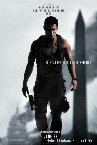 White House Down 2013 di Bioskop
