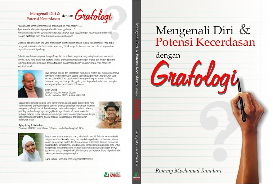 Buku Grafologi