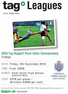 PV TAG RUGBY SUMMER SERIES