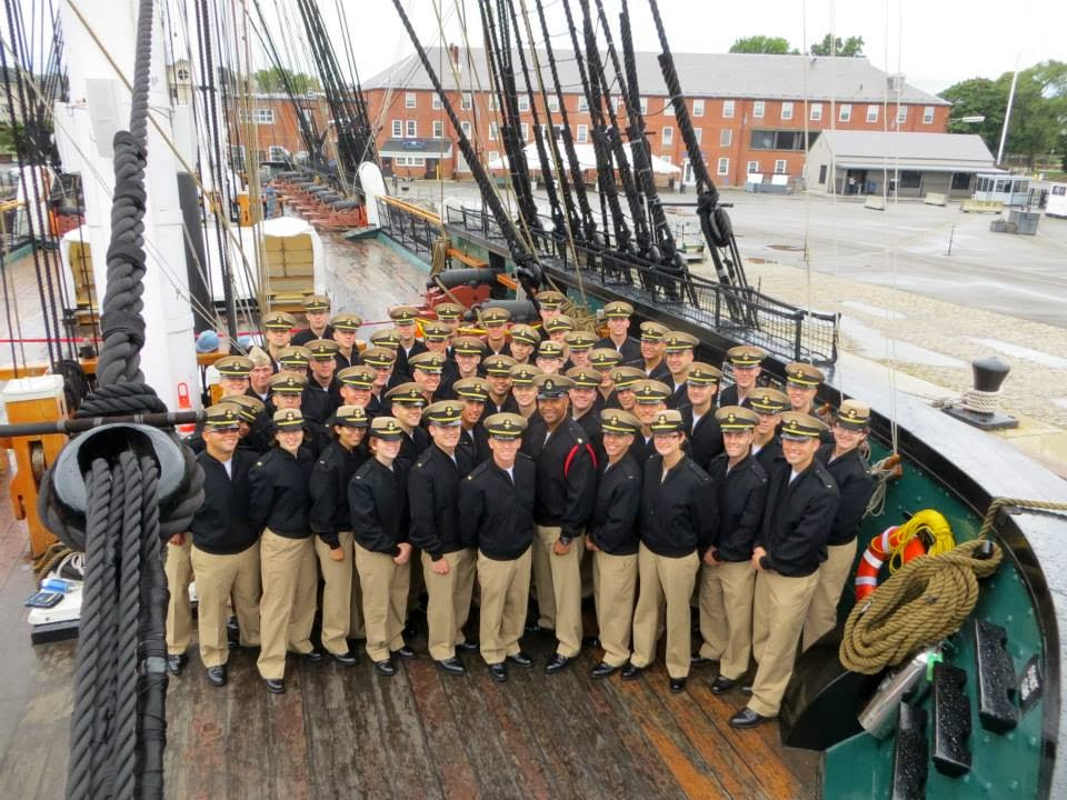 A dash of love navy officer candidate school ocs part 3 - Ocs officer candidate school ...