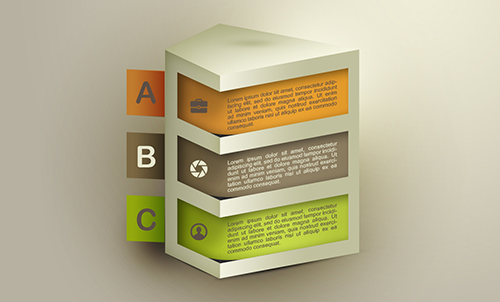 Photoshop Tutorial Graphic Design Paper In 3D Box