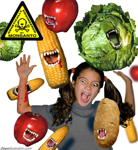 dees illustrations monsanto