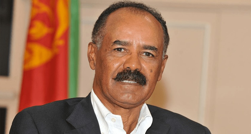Image result for isaias afwerki