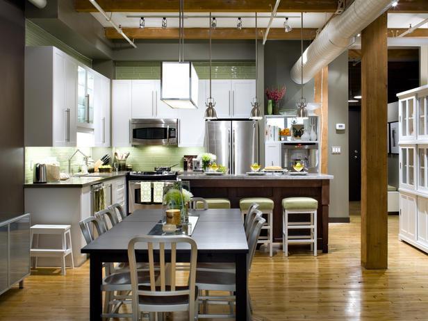 Curtains Ideas candice olson curtains : Candice Olson's Inviting Kitchen Design Ideas 2011 | Interior ...