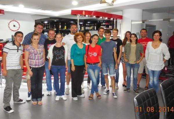 Craiova Sport Blog Meet de August