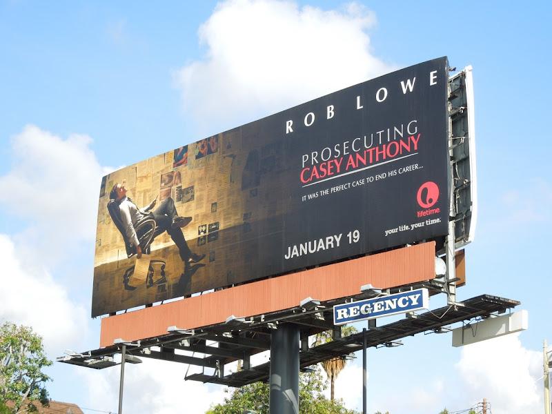 Prosecuting Casey Anthony billboard