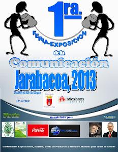 PRIMERA FERIA DE LA COMUNICACION DE JARABACOA
