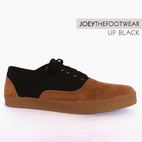 Sepatu Murah Berkualitas Joey Up Black