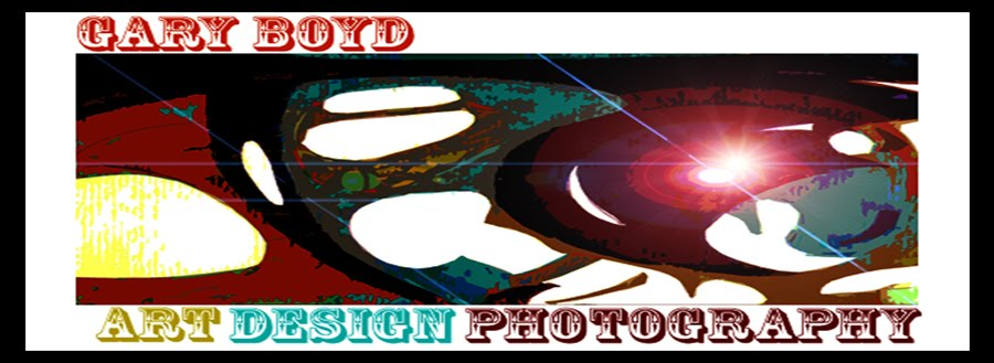 Gary Boyd, Artist Blog