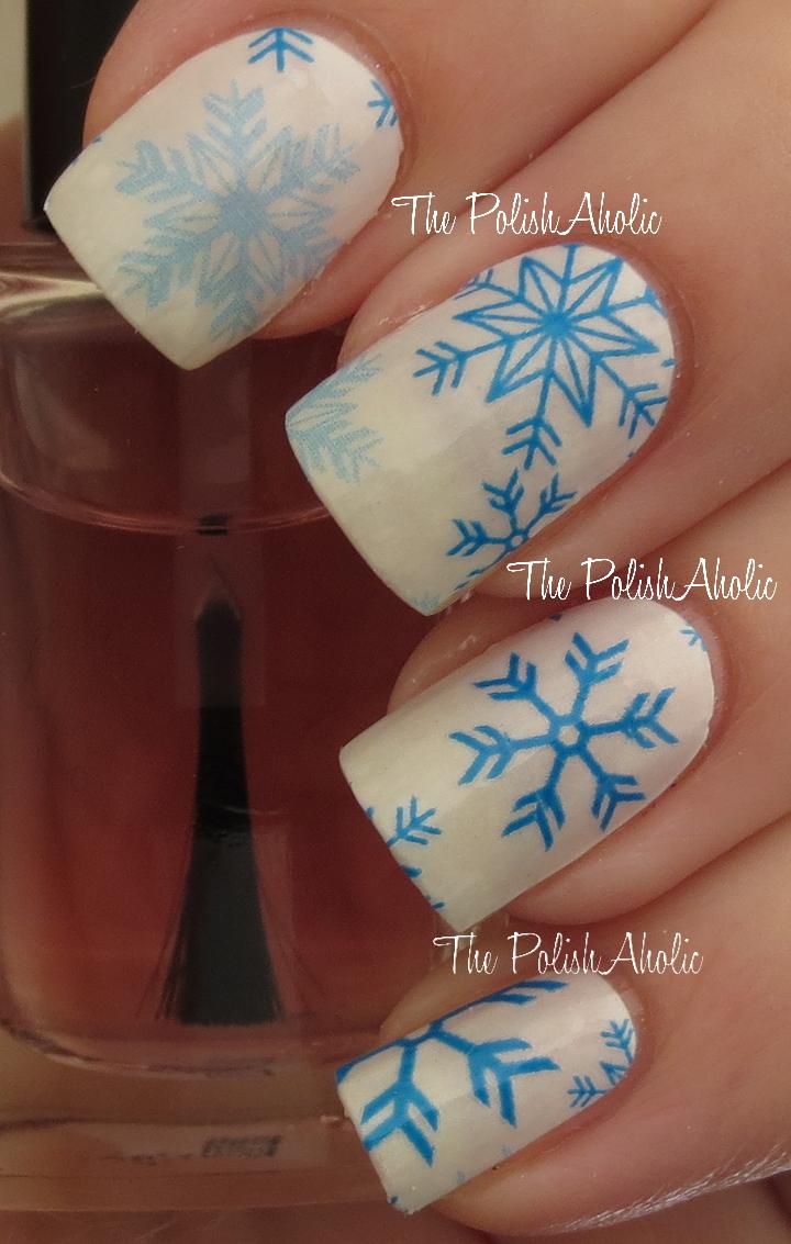 The Polishaholic Incoco Winter Wonderland