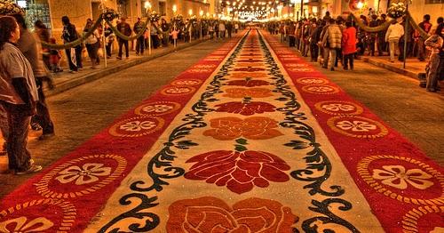Noticias las alfombras de huamantla en barcelona - Alfombras en barcelona ...
