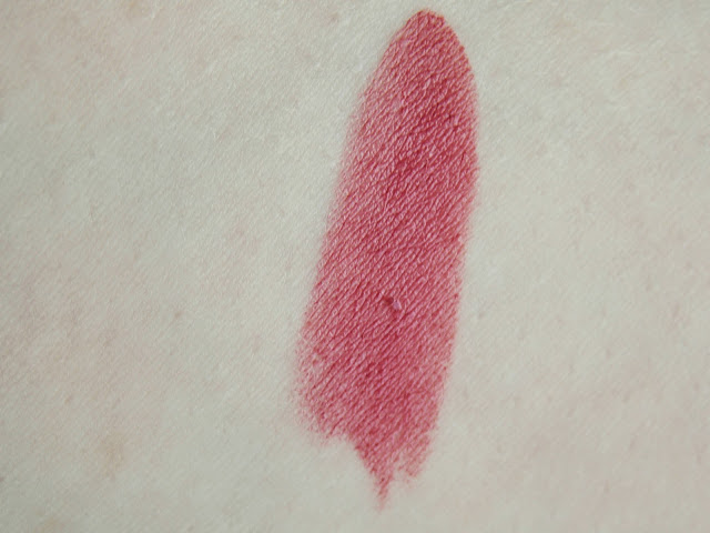 Topshop Lips in Devotion Swatch