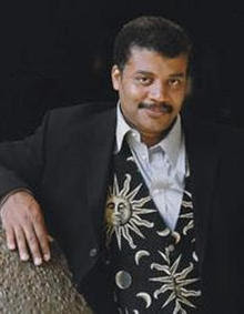 Author, Neil deGrasse Tyson