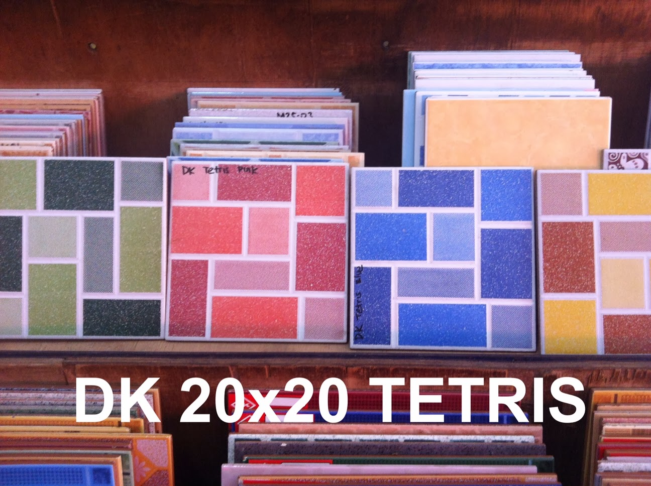DK 20x20 Tetris