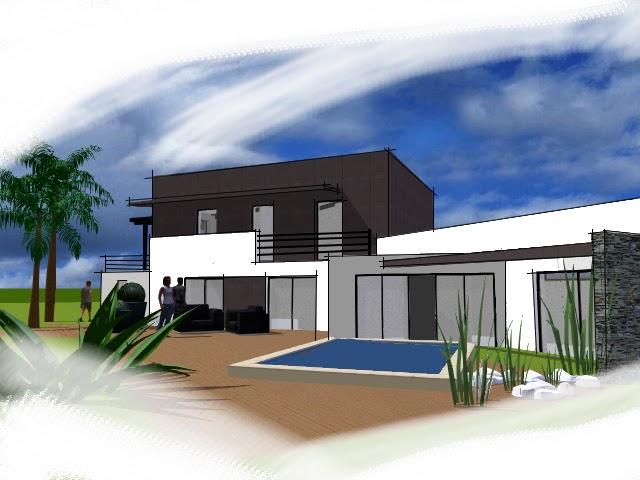 maison carr concept. Black Bedroom Furniture Sets. Home Design Ideas