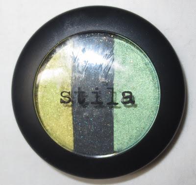 Stila Eye Shadow Trio in Going Green