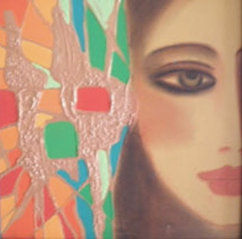 "2nd Mar. – 14th Mar.'15: ""Day Dreamers"" - Solo Exhibition of Paintings, Pop Art Furniture & Objects by Gauri Seth"
