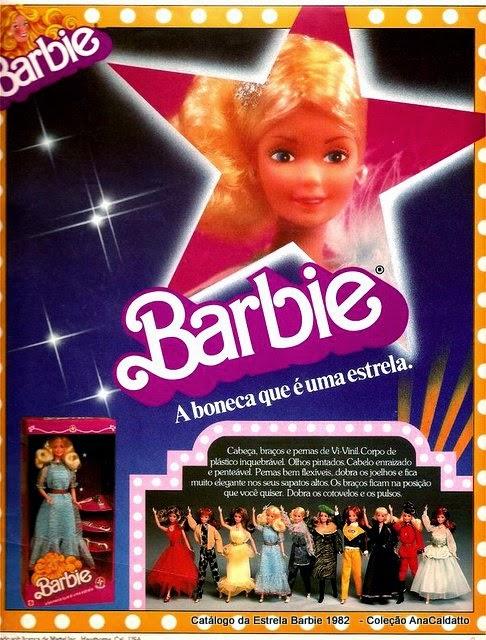 Coleção Barbie Estrela