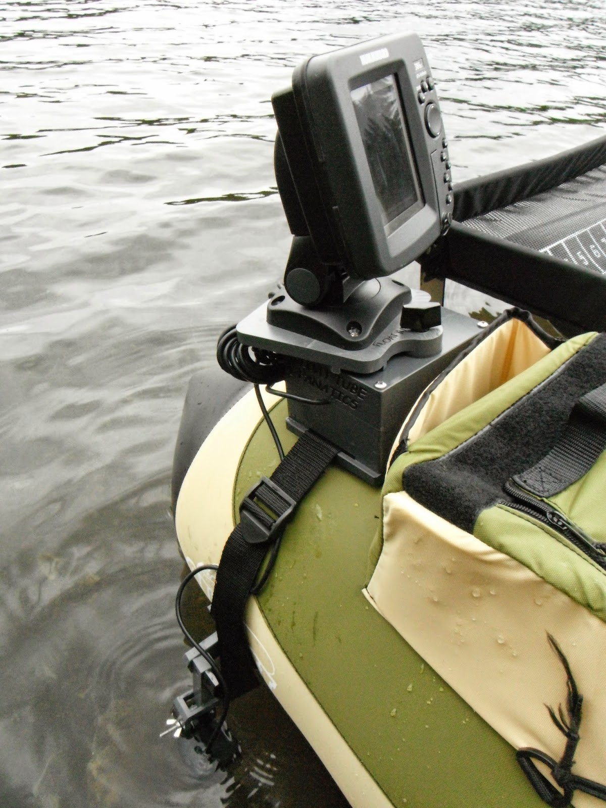 fish finder and transducer mounting solutions: new fish finder, Fish Finder