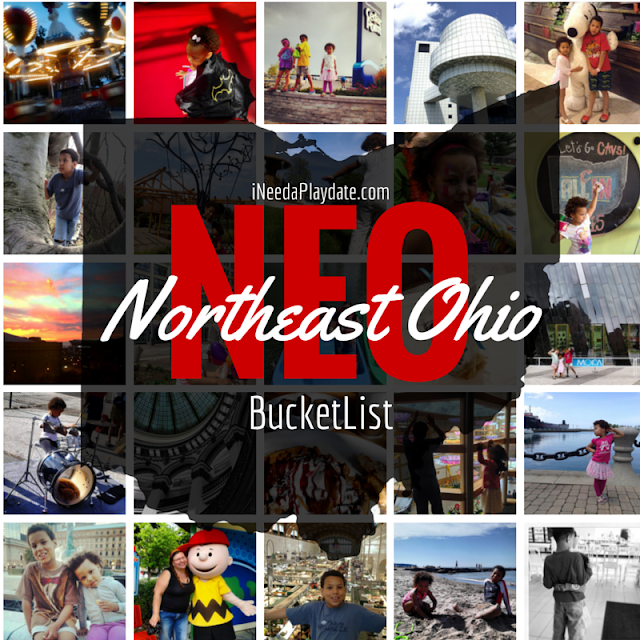 Northeast Ohio Family Friendly Events in #CLE + suburbs #thisiscle