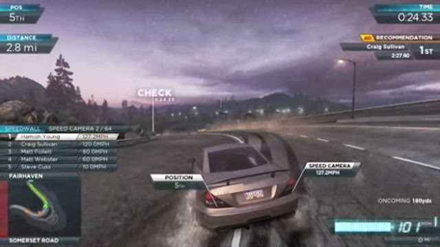 Nfs carbon highly compressed 10mb