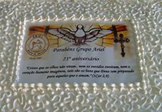 Aniversário dos<br>21 anos do GO Ariel em Nov 2008