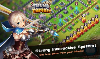 Thumb Empires Gameplay 2
